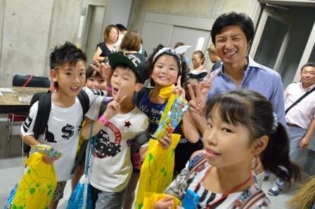 dance with kids