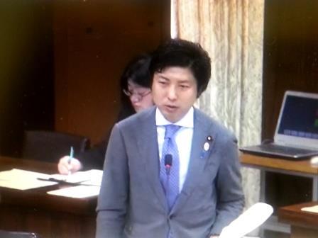 aoyagi外務委員会